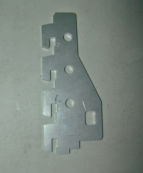 sheet metal-bracket