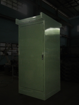 sheet metal-cabinet small