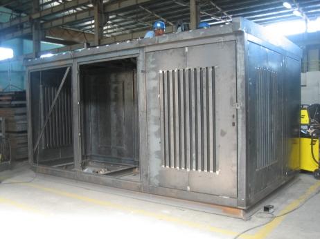 sheet metal-cabinet