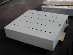 sheet metal-electrical box